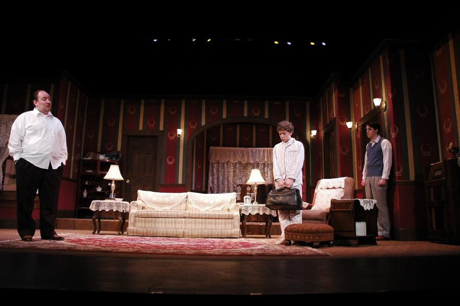 Yonkers Parking Tickets >> Lost in Yonkers | Productions : The Kalamazoo Civic Theatre