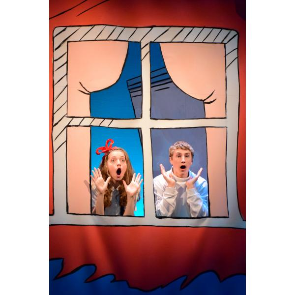 Dr Seuss The Cat In The Hat 2013 2014 Productions The