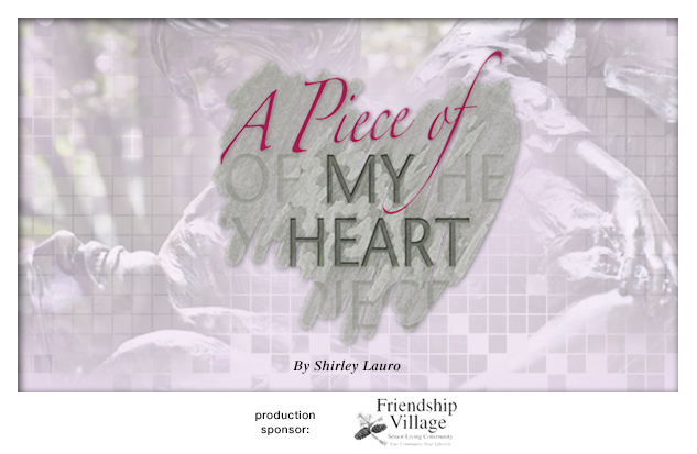 2014-2015 A Piece of My Heart production background