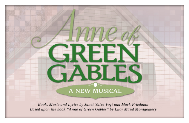 2014-2015 Anne of Green Gables production background