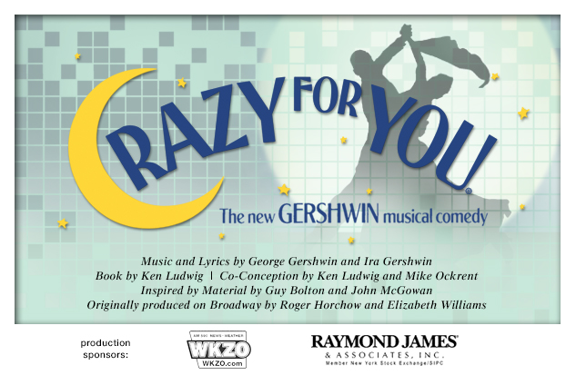 2014-2015 Crazy for You production
