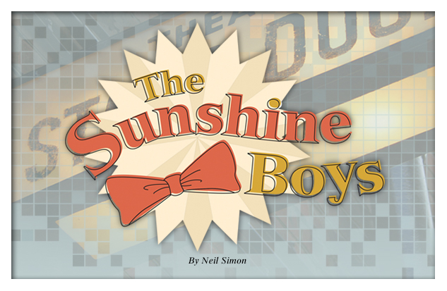 2014-2015 The Sunshine Boys Special Event