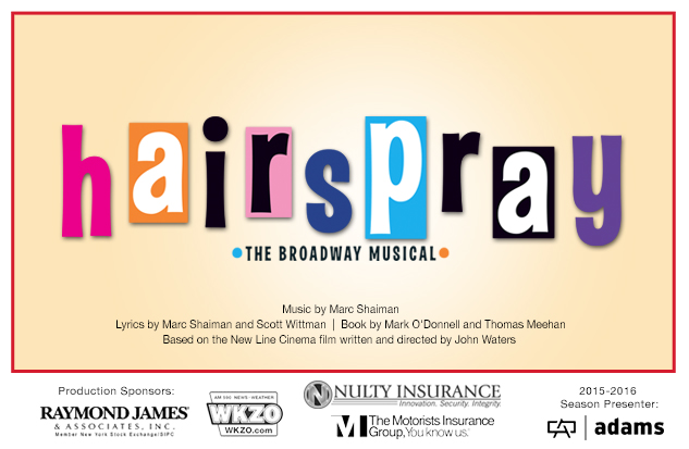 15-16 Hairspray web art