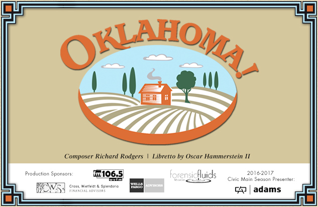 16 Oklahoma production art