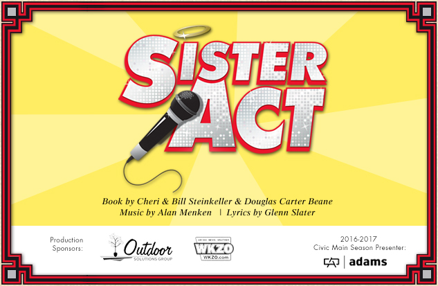 16-17 Sister Act web art