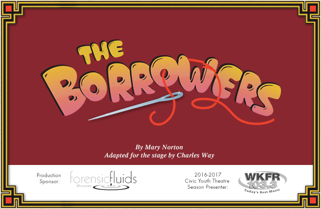 16-17 The Borrowers web art