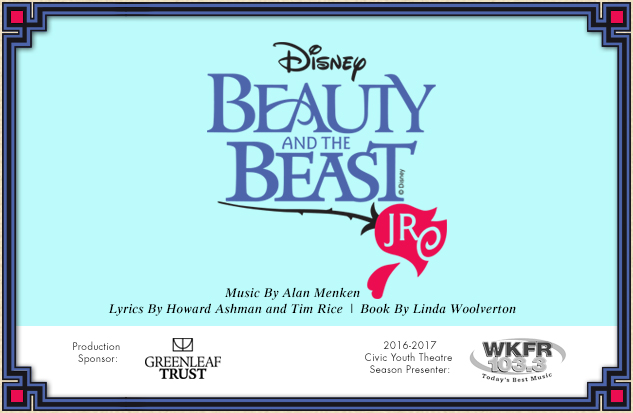 16-17 Disney Beauty and the Beast JR web art
