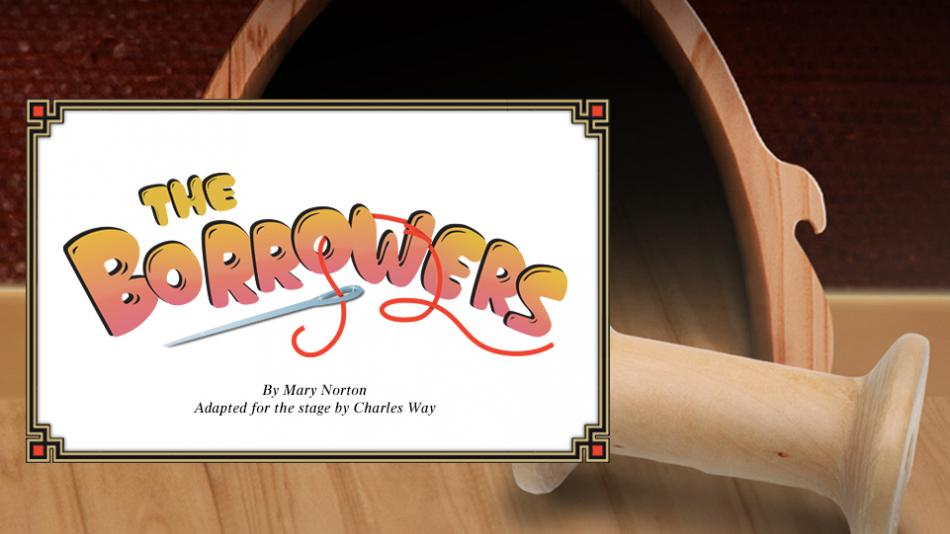 17 The Borrowers home page art