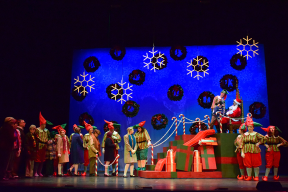A Christmas Story The Musical 2016 2017 Productions