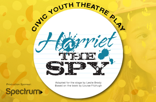 17-18 Harriet the Spy prod art