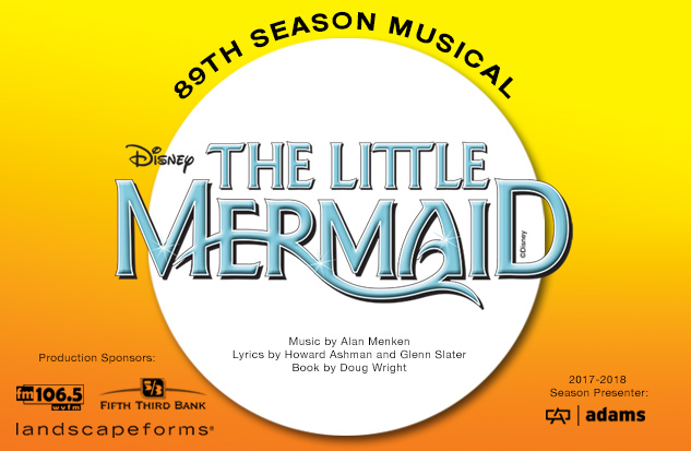 17-18 Little Mermaid prod art