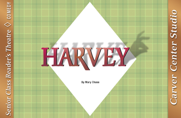 <center> Inside the Civic: FREE Audition Workshop – <i>Harvey</i> <br> SATURDAY,  FEBRUARY 16, 2019, 11:00AM-12:30PM