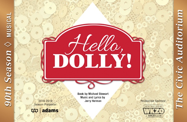 18-19 Hello Dolly prod art