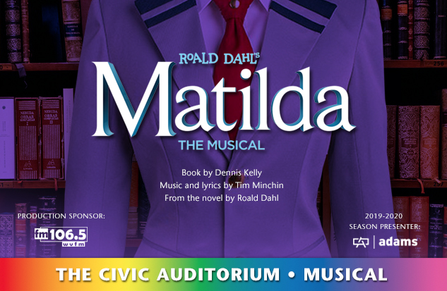 19-20 Matilda The Musical