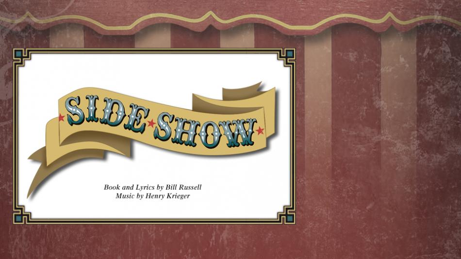 17 Side Show Home page art