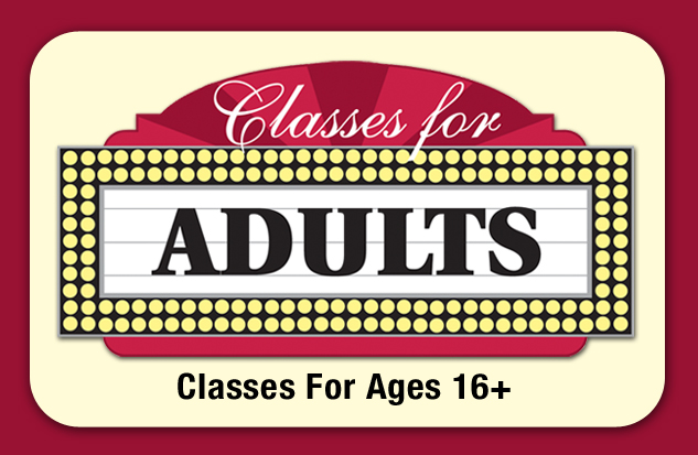 <center> SUMMER 2018: Ages 16+: SEASON PREP: DRAMA <br> TUESDAY -- 7/10/18 – 6PM-7:30PM