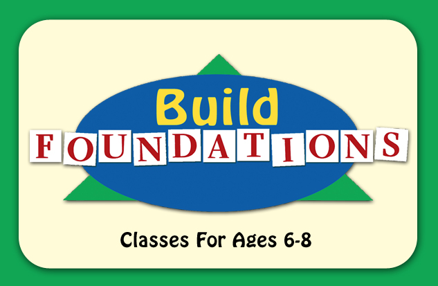 Build Foundations Header