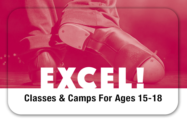 EXCEL! For Ages 15 - 18
