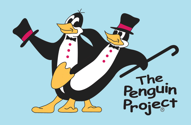The Penguin Project art